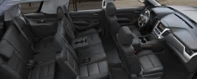 2017 chevy tahoe size suv interior gm fleet