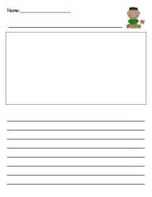 free templates for writers template writing paper kindergarten best photos of