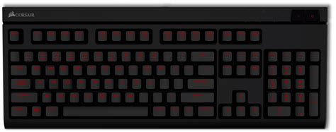 Keyboard Gaming R8 strafe real mech or nothing