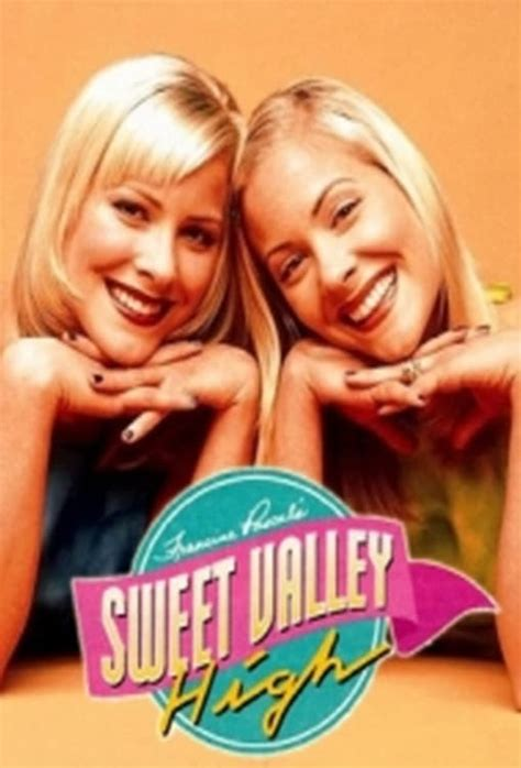 Sweet Valley High Bermain Api With Sweet Valley High Tv Series 1994 1997 Posters The