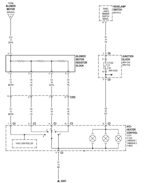 2001 dodge durango blower motor wiring diagram 46 wiring
