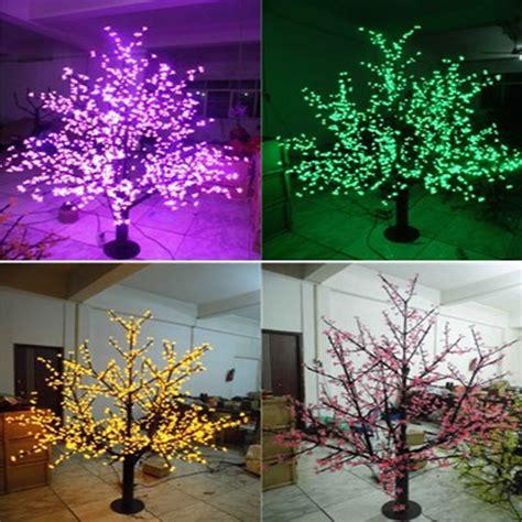 outdoor tree cherry blossom 1536leds 200cm outdoor led cherry blossom tree light for led tree lights