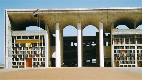 Energy House by Le Corbusier S Chandigarh An Indian City Unlike Any Other