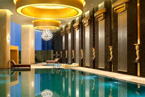 15 of the best indoor hotel pools in the world escapehere westin guangzhou hotel indoor swimming pool pools