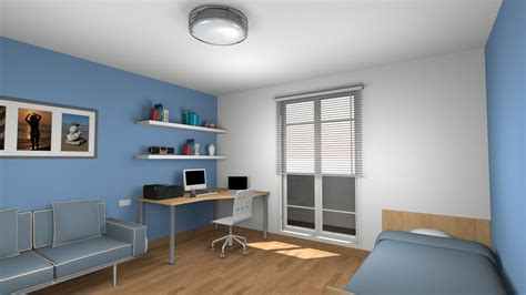 sweet home  tutorial design  render  bedroom part