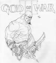 god of war coloring pages god of war 4 free coloring pages