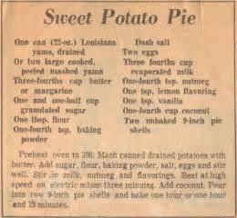 Soul Food Sweet Potato Pie » Home Design 2017