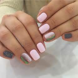 nail colors best 20 two color nails ideas on matt nails