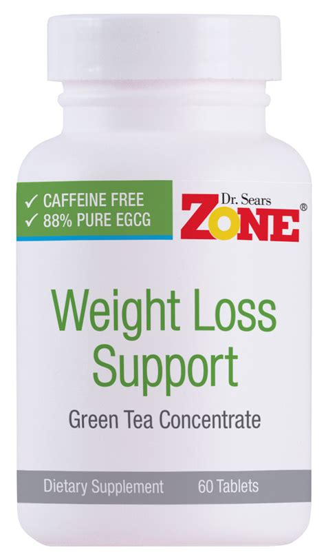 Suplemen Zone zone weight loss support supplement green tea extract with egcg