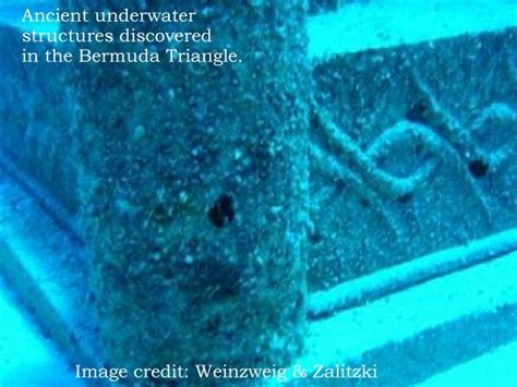 bermuda triangle underwater is a ancient city underwater in the