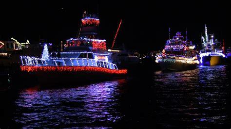 newport christmas boat parade 2014 christmas boat parade winners pacific coast explorers
