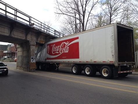 Truck Driving School Kitchener by Driver Charged After Truck Hits Kitchener Railway Bridge