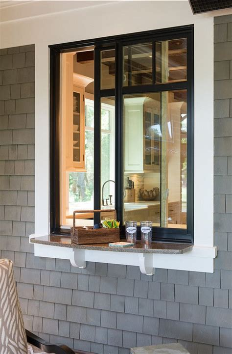 Windows For Porch Inspiration Awesome Sliding Pass Through Window From Kitchen To Screen Porch Culture Scribe