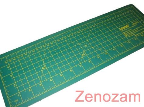 Fabric Cutting Mat by Cutting Mat For Rotary Quilt Fabric Paper 450x150mm Ebay