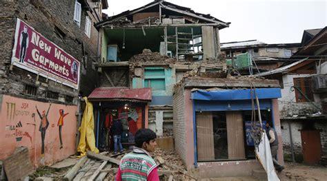 earthquake delhi earthquake rocks afghanistan tremors felt across north