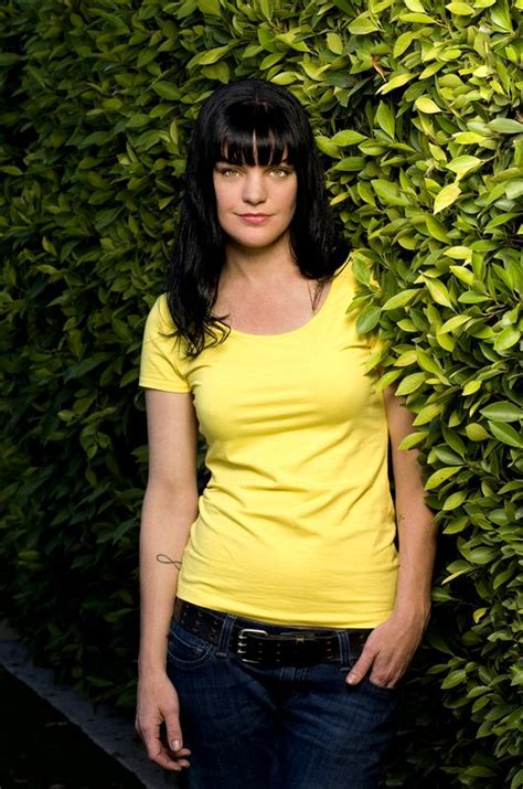 does pauley perrette wear a wig now on ncis 25 b 228 sta pauley perrette id 233 erna p 229 pinterest