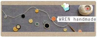 Wren Handmade - the design alphabet warpe design roma winkel wren