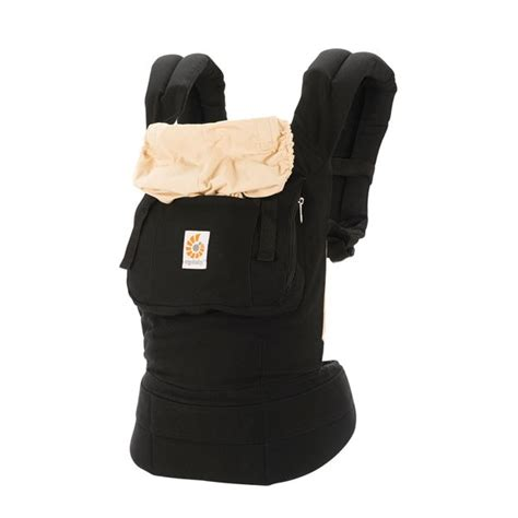 Ergobaby Carrier 360 Black Ori ergobaby cheeky cherubs cloth nappies baby carriers