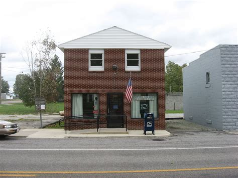 Bloomington Post Office Hours by New Bloomington Wikidata
