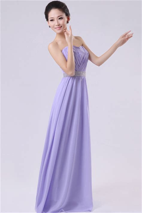 Trend Of The Week Purple Strapless Dresses by Fashion Strapless The Shoulder Sleeveless Purple