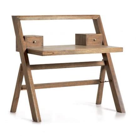 bureau pliant bureau pliant bilbao meuble de bureau au style colonial