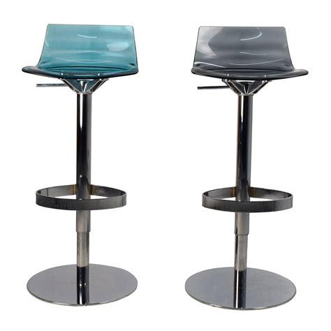 2nd hand bar stools 88 off all modern all modern white leather bar stools