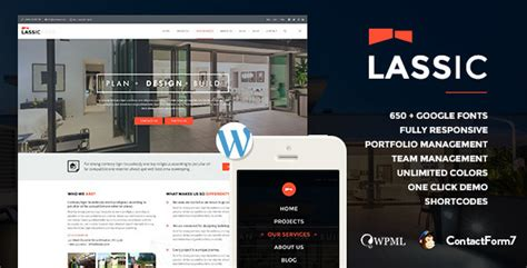 themeforest industrial theme lassic wp industrial business theme by chimpstudio
