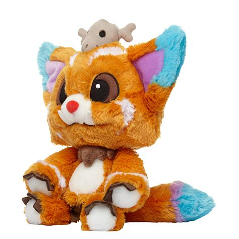 stuffed animal riot merch gnar plush plush collectibles