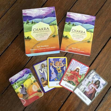 Oracle Gift Card - chakra wisdom oracle cards a surplice of spirit