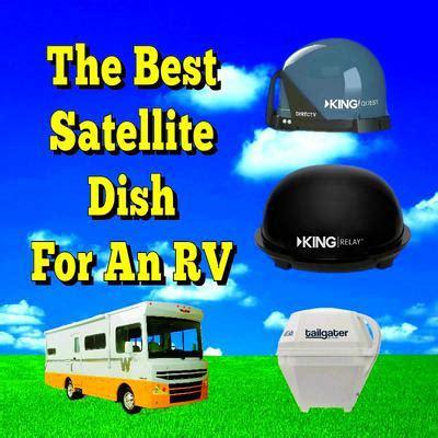 satellite dish   rv
