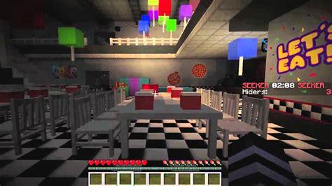 Pdf Aphmau Five Nights At Freddys Minecraft Map by Minecraft Five Nights At Freddys Hide N Seek
