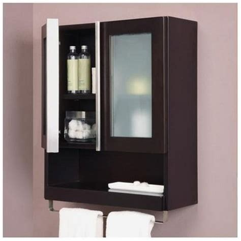 bathroom wall cabinet espresso bathroom wall cabinet bathroom accessories 8 awesome