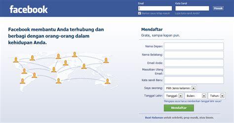 cara buat email yahoo facebook cara membuat facebook tanpa nama