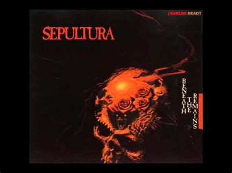 end of a year you are beneath me vinyl sepultura beneath the remains k pop lyrics song
