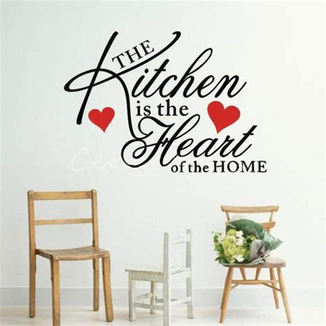 heart home decor buy large decor removable kitchen heart home wall sticker