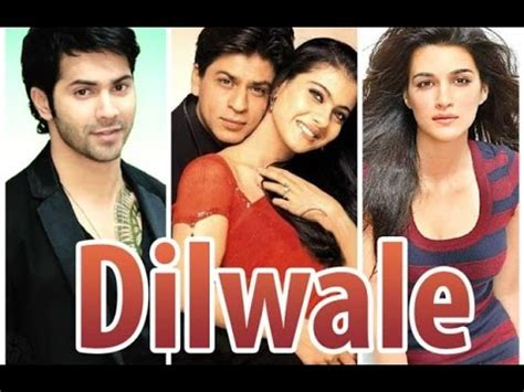 film dilwale dilwale 2015 official trailer hd bollywood youtube