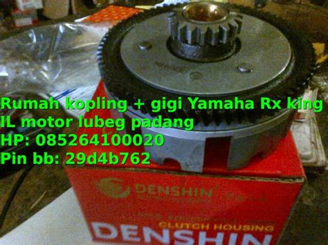 Piston Kit Rx King Os 100 3ka E1630 40 Yamaha Genuine Parts il motor lubeg padang center kopling kas kopling