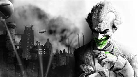 joker city batman arkham city   jokers scenes
