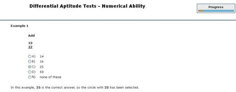 Drafting Online Free differential aptitude tests for pca talentlens com