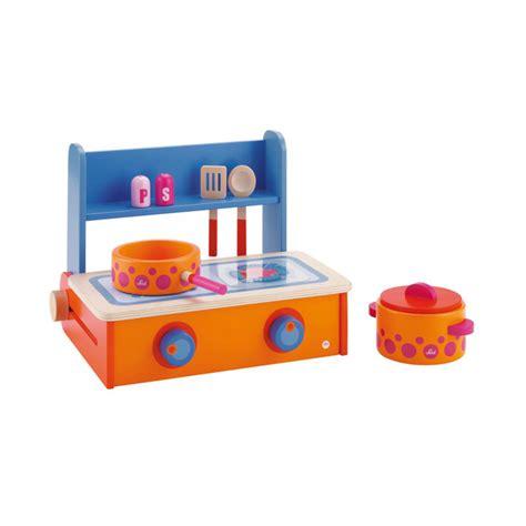 cucina sevi sevi piano cottura giocattolo di legno pirum