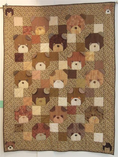 Teddy Quilts by Best 25 Teddy Quilt Pattern Ideas On