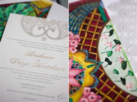 indian wedding invitations ny luxury invitations by ceci new york maharani weddings