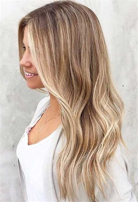 hairstyles and colours for blondes 30 new beautiful blonde hair color long hairstyles 2016