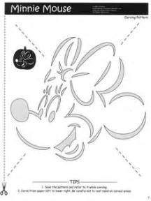 minnie mouse pumpkin carving pattern at http www