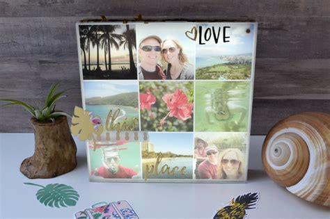 photo collage memory keeps lightbox photo frame we r memory keepers