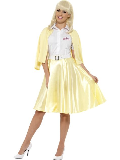 Dress Costume grease costume 42900 fancy dress