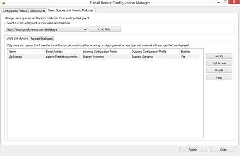 email queue how to setup automated email queues with microsoft crm