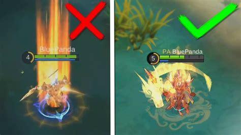 tutorial zilong epicamazing dragon knight zilong new skill effects vs old