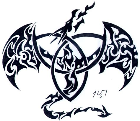 celtic dragon tattoo design celtic search mods celtic