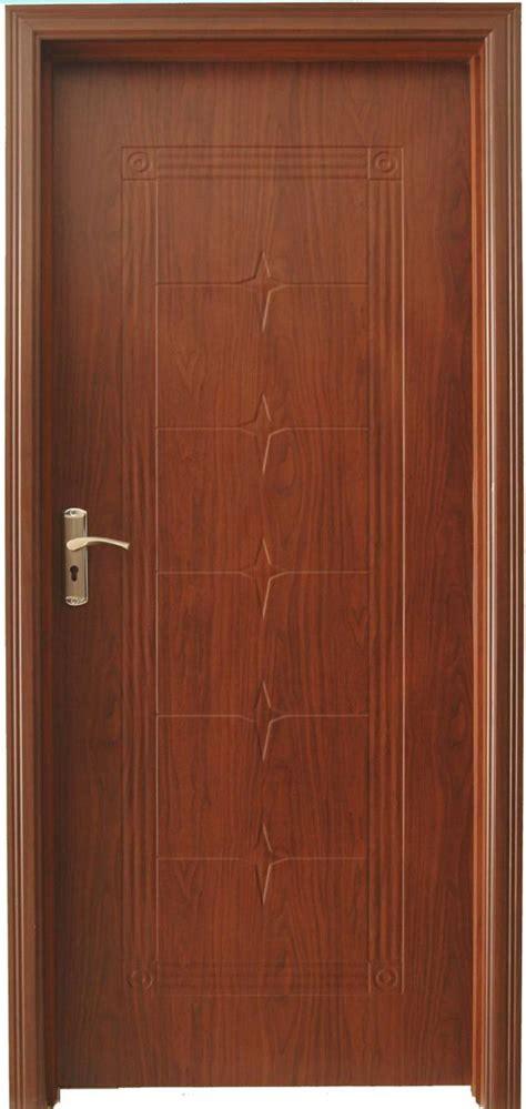 simple door wooden door with simple vintage style design and using